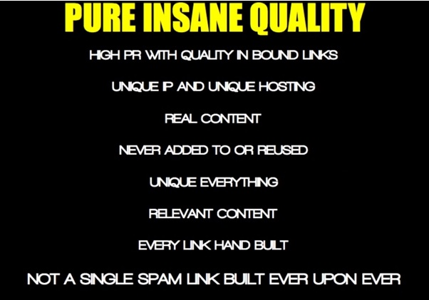 pure quality search engine optimization outsourcing